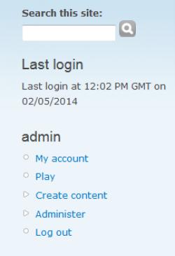 Drupal: Last Login details | Drupal Developer